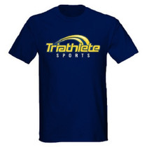 Triathlete Sports Logo T-Shirt