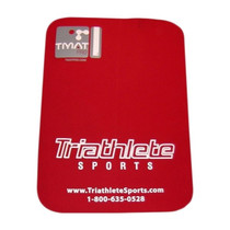 Triathlete Sports T Mat Pro Transition Mat - 2018