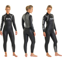 TYR Women's Hurricane Category 1 Wetsuit