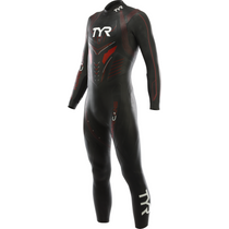 TYR Men's Hurricane Category 5 Full Sleeve Wetsuit - 2019