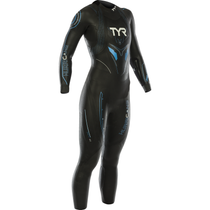 TYR Women's Hurricane Category 5 Full Sleeve Wetsuit - 2019