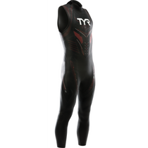 TYR Men's Hurricane Category 5 Sleeveless Wetsuit - 2019