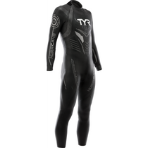 TYR Men's Hurricane Category 3 Full Sleeve Wetsuit - 2019