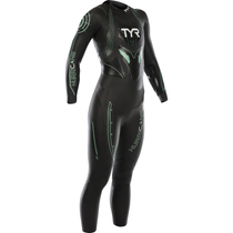 TYR Women's Hurricane Category 3 Full Sleeve Wetsuit - 2019