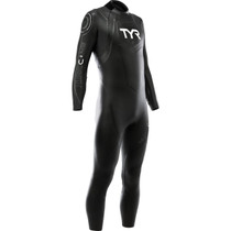 TYR Men's Hurricane Category 2 Full Sleeve Wetsuit - 2019