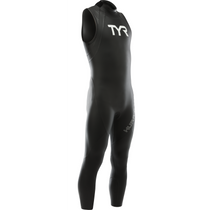 TYR Men's Hurricane Category 1 Sleeveless Wetsuit
