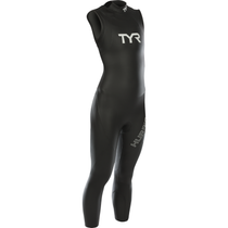 TYR Women's Hurricane Category 1 Sleeveless Wetsuit - 2019