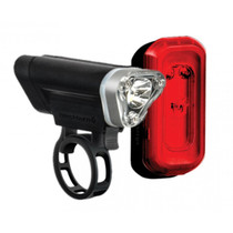 Blackburn Local 75 Front + Local 10 Rear Light Set - 2018