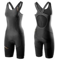 2XU Women's Elite X Short Course Tri Suit