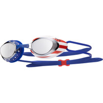 TYR Black Hawk USA Mirrored Racing Goggle