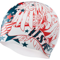 TYR Liberty Ink Silicone Swim Cap