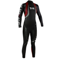 REPAIRED: TYR Women's Hurricane Category 5 Wetsuit - Size X-Large