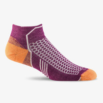 Goodhew Women's Inspire Lo Quarter Sock - 2017