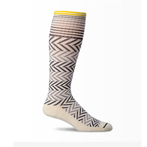 Sockwell Women's Chevron Moderate Compression Sock - 2019