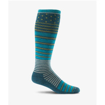 Sockwell Women's Twister Firm Compression Sock - 2019