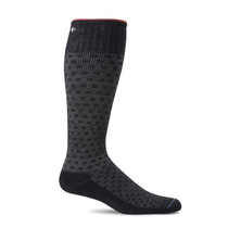 Sockwell Men's Shadow Box Moderate Compression Sock - 2018
