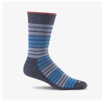 Sockwell Men's Synergy Crew Moderate Compression Sock