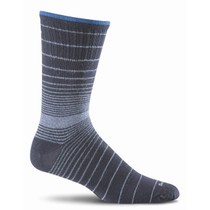 Sockwell Men's Plantar Ease Crew Compression Sock - 2018