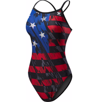TYR Women's USA Valor Diamondfit Swimsuit