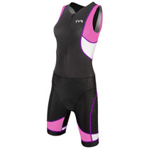TYR Women's Competitor Front Zip Tri Suit