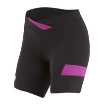 Pearl Izumi Women's Select Escape Texture Bike Short - Purple Wine