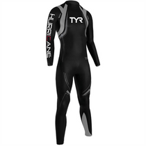 DEMO: TYR Men's Hurricane Category 3 Wetsuit
