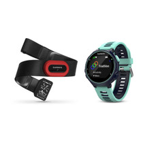 Garmin Forerunner 735XT GPS Multisport Watch Run Bundle - 2019