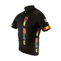 DeSoto Men's Skin Cooler Bike Jersey