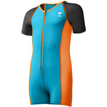 TYR Boys Solid Thermal Swim Suit - 2018