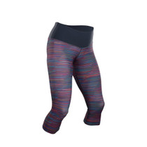 Sugoi Women's Fusion Capri with Print - 2017