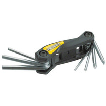 Pedro's 7-Function Multi-Tool Hex Set w/ Screwdrivers