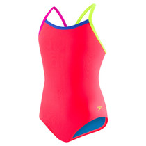 Speedo Women's Solid Propel Back Swimsuit - 2017