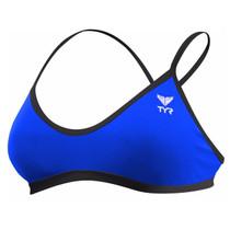 TYR Women's Solid Trinity Bikini Top