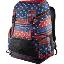 TYR Alliance 45L USA Print Backpack - 2018