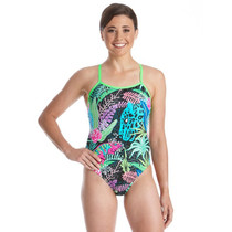 Amanzi Women's Chameleon One Piece Swimsuit