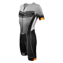 DeSoto Men's Forza Tri Suit with Sleeves