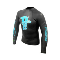 DeSoto T1 First Wave Concept 5 Pullover Wetsuit - 2019