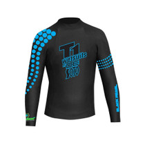 DeSoto T1 Black Pearl Pullover Wetsuit - 2019