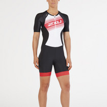 2XU Women's Compression Sleeved Tri Suit - 2018