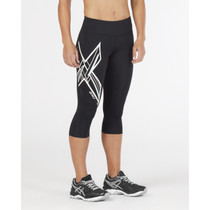 2XU Women's Ice-X Mid-Rise Compression 3/4 Tight - 2018