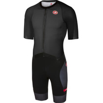 Castelli Men's All Out Speed Tri Suit - Black