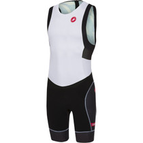 Castelli Men's Free ITU Tri Suit - White