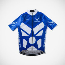 Primal Wear Men's Air Force Stars and Stripes Helix Jersey - 2018