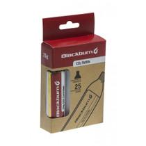 Blackburn Threaded 25 Gram CO2 Refills 3-Pack