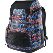 TYR Alliance 45L Santa Fe Print Backpack - 2019