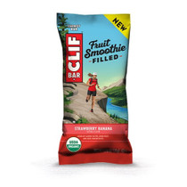Clif Bar Fruit Smoothie Filled Bar - Individual Bar