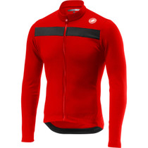 Castelli Men's Puro 3 Full Zip Bike Jersey