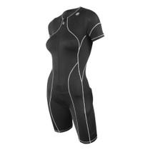 DeSoto Women's Sneak-A-Poo Riviera Flisuit Tri Suit