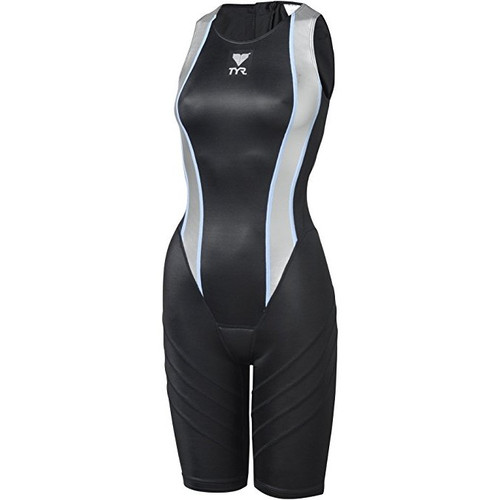 Tyr Women S Tracer Zipper Back Short John Tri Suit