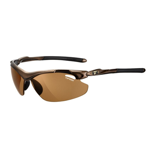Tifosi Tyrant 2.0 Sunglasses with Brown Polarized Fototec Lens